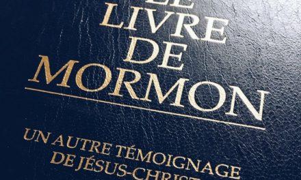 Que serait ma vie sans le Livre de Mormon ?