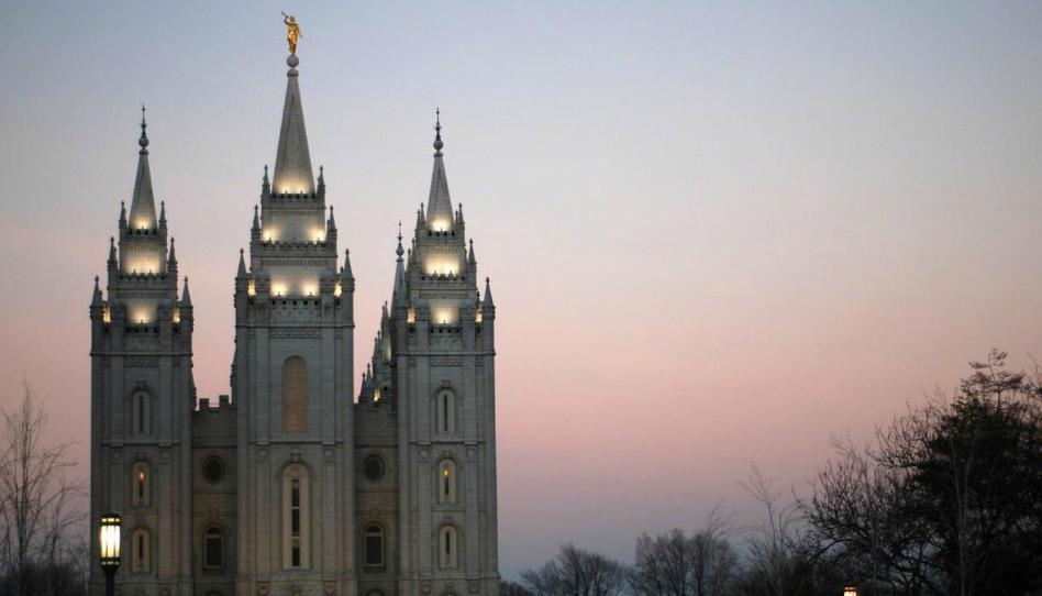 Qu'est-ce qu'un temple mormon ?