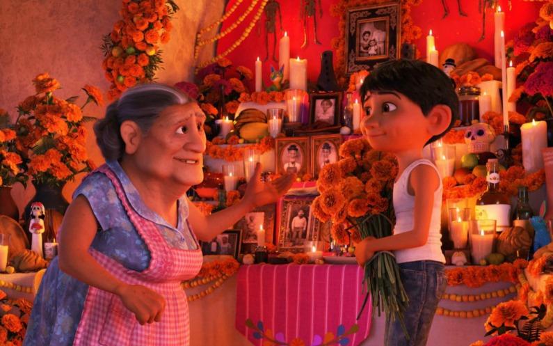 L'histoire familiale et Coco le film