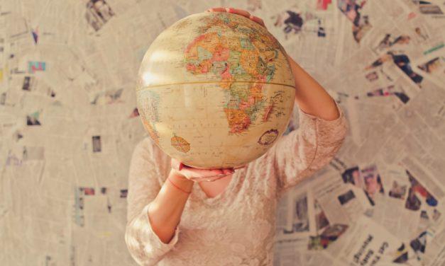 Changer le monde. Tu peux le faire. Mais à ta façon