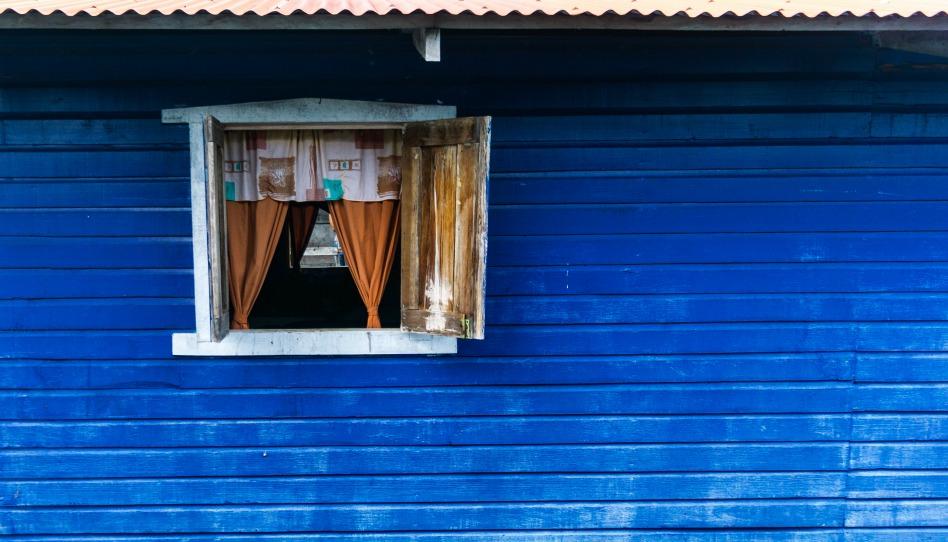 Laissez la fenêtre ouverte pour Dieu