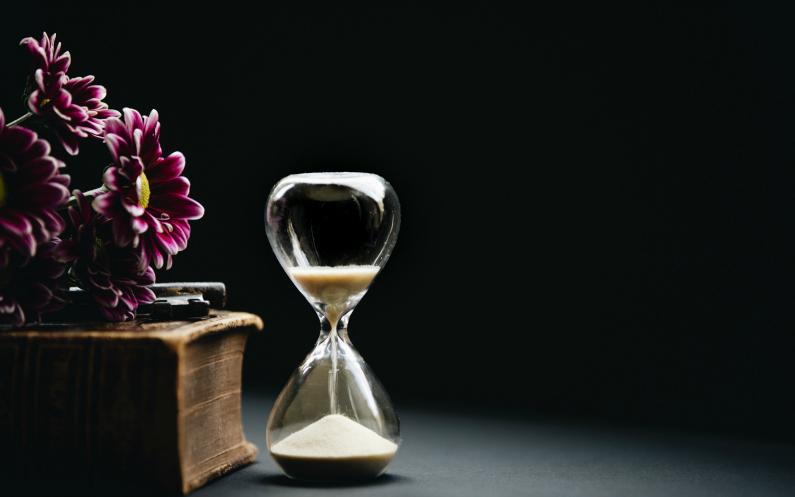 il y a jamais assez de temps