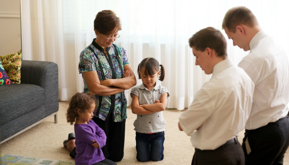changements dans l'Eglise: le travail missionnaire est basé sur l'enseignement et l'inspiration