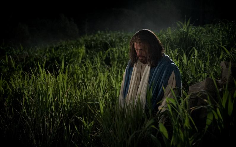 le Christ à Gethsémané