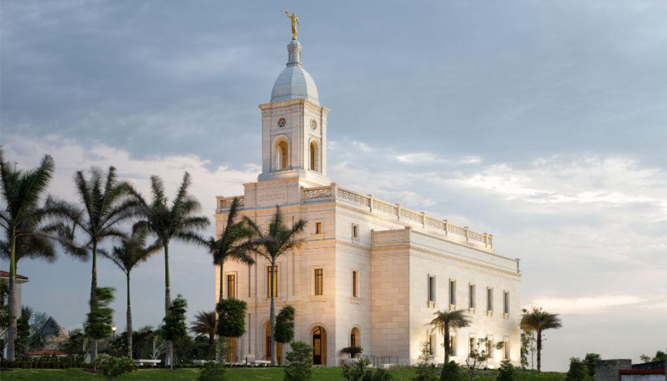 actualités du 26 octobre au 1er novembre 2018: portes-ouvertes du temple de Barranquilla