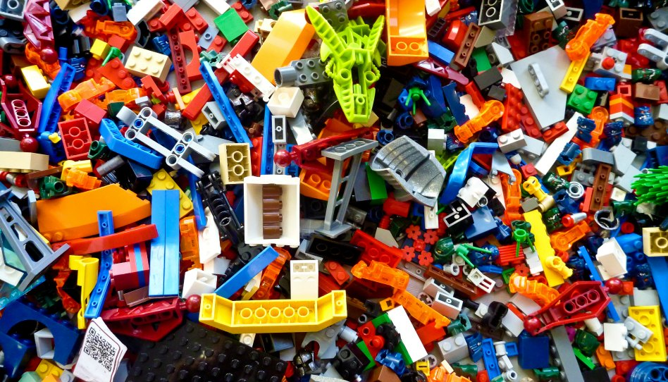 9 ans et 35000 briques Lego plus tard