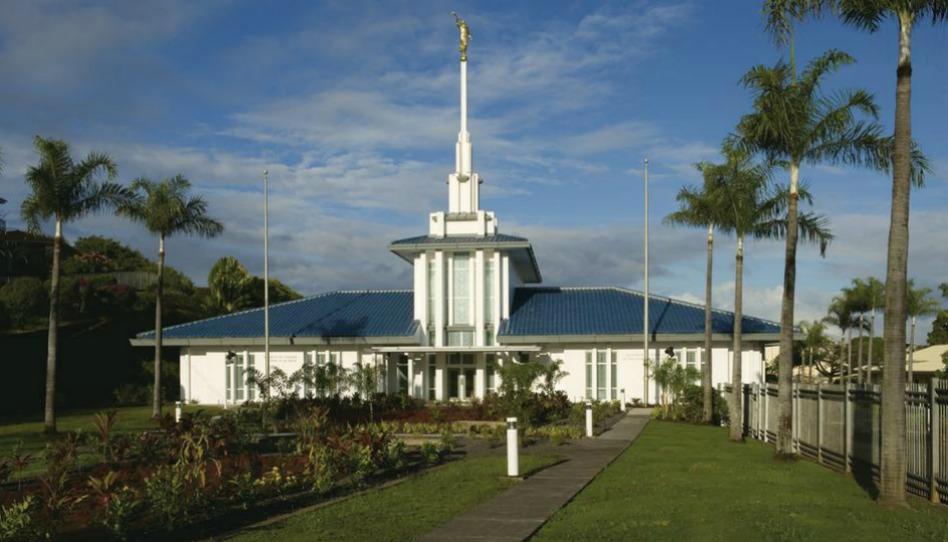 Le temple de Papeete célèbre ses 35 ans et son histoire miraculeuse