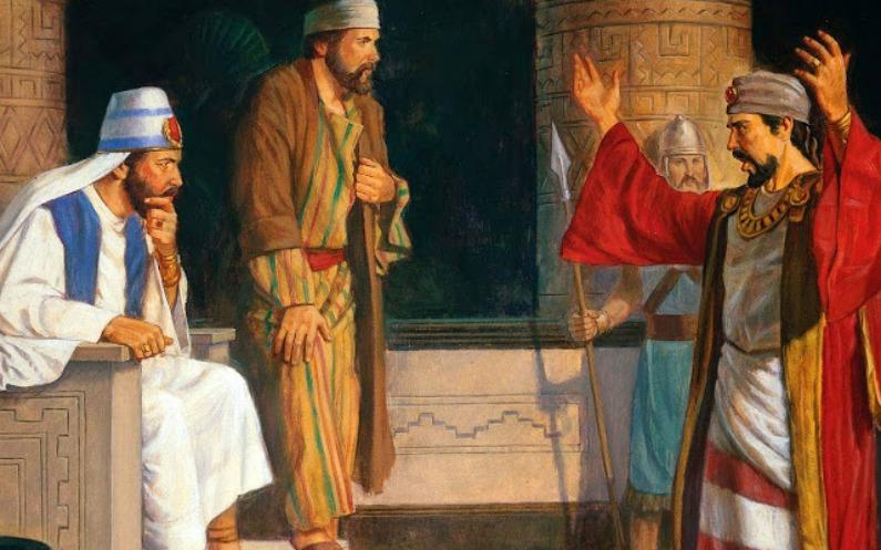 korihor fausse doctrine la main de dieu