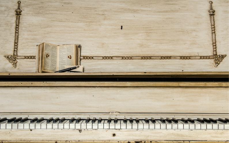 l'évangile est comme un piano