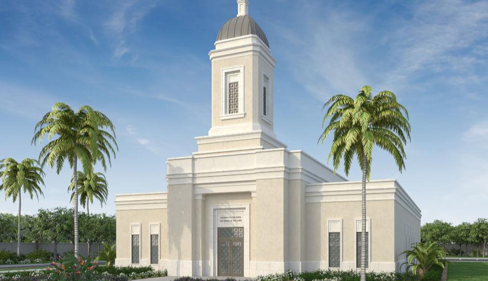 temple de Guam