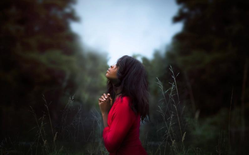 Prier pour le pouvoir de délivrance