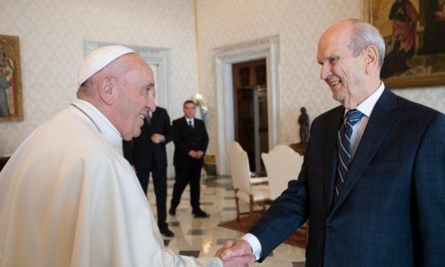 Rencontre historique : le pape François et le président Nelson au Vatican