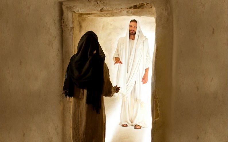 cherchez et acceptez l'amour de dieu