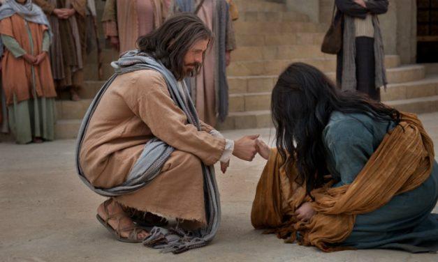 5 leçons que Jésus nous enseigne grâce à l'épisode de la femme adultère