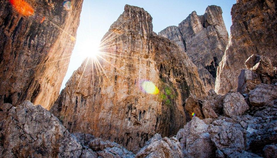 Jésus-Christ, le Roc de notre salut