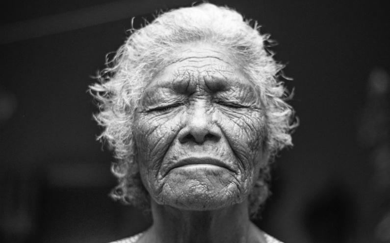 la beauté dans la vieillesse
