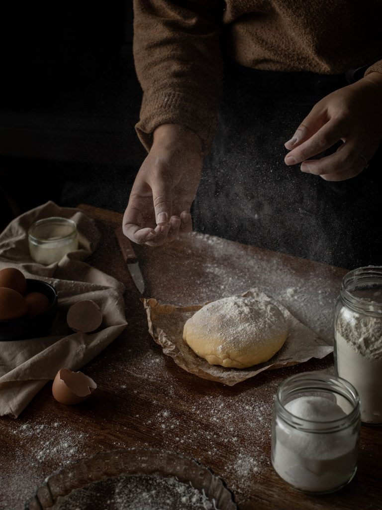 photographie culinaire pain