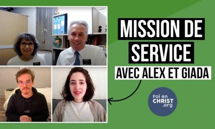 Tout ce que vous devez savoir sur la Mission de Service